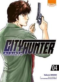 City Hunter rebirth. Volume 4,