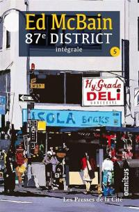 87e district. Volume 5,