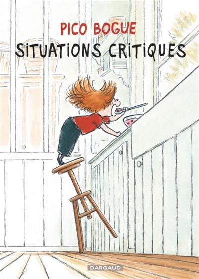 Pico Bogue. Volume 2, Situations critiques