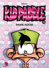 Kid Paddle. Volume 12, Panik room