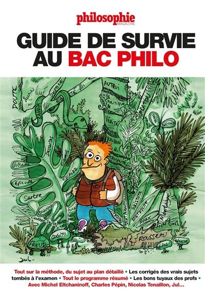 Guide de survie au bac philo