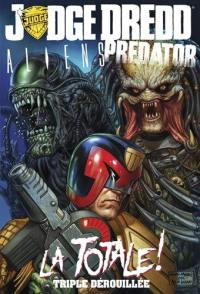 Judge Dredd, Aliens, Predator