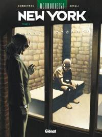 New York. Volume 3, Retrouvailles