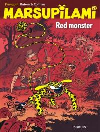 Marsupilami. Volume 21, Red monster