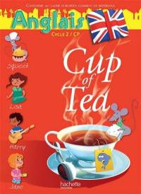 Cup of tea, anglais cycle 2, CP : manuel