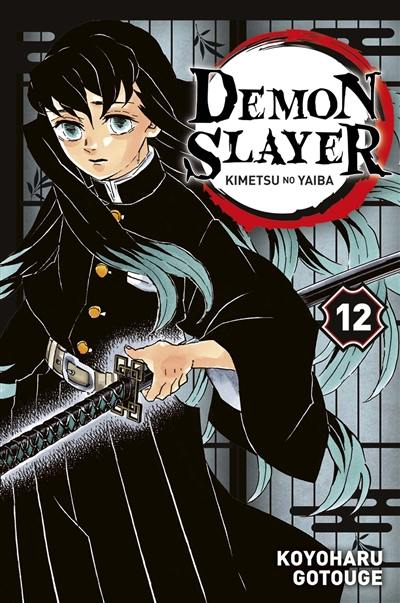 Demon slayer. Volume 12,