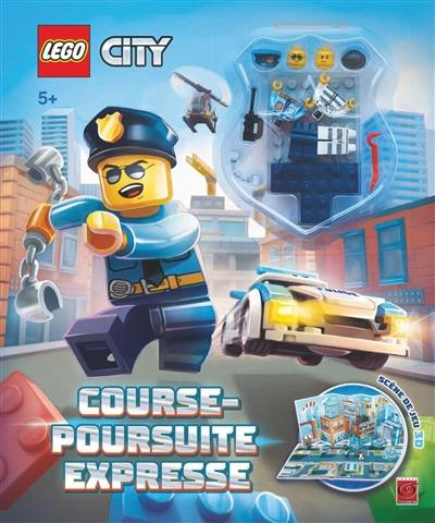 Lego City, Course-poursuite expresse