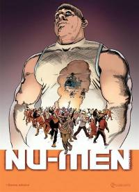 Nu-Men. Volume 1, Guerre urbaine