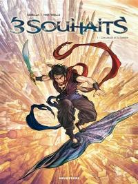 3 souhaits. Volume 1, L'assassin et la lampe