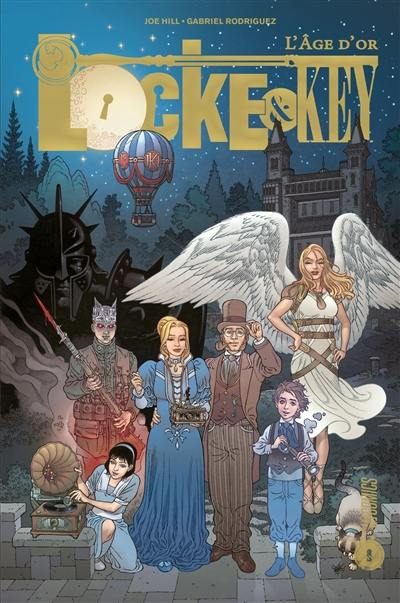 Locke & Key. Volume 7, Small world