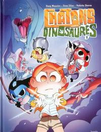 Chatons contre dinosaures. Volume 1,