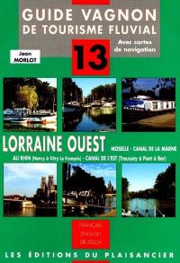 Lorraine Ouest, Moselle