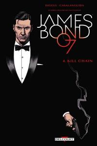 James Bond 007. Volume 4, Kill chain