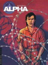 Alpha. Volume 15, Roadies
