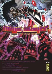 Ninja Slayer. Volume 11, Fist filled with regret and Ohagi