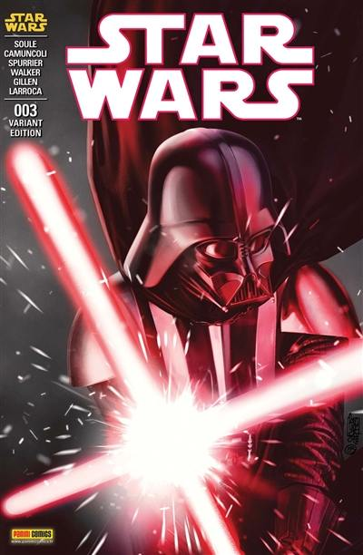 Star Wars. n° 3, Variant edition