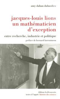 Jacques-Louis Lions, un mathématicien d'exception