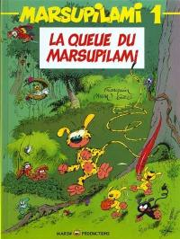 Marsupilami. Volume 1, La Queue du marsupilami