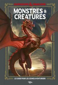 Dungeons & dragons, Monstres & créatures