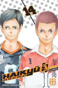 Haikyu !!. Volume 14,