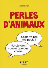 Perles d'animaux