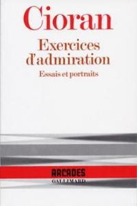 Exercices d'admiration