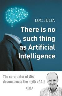 There is no such thing as artificial intelligence