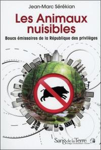 Les animaux nuisibles