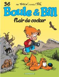 Boule et Bill. Volume 36, Flair de cocker
