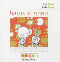 Paroles de pommes