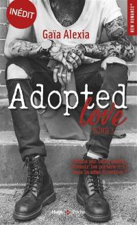 Adopted love. Volume 3,