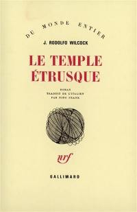 Le temple étrusque