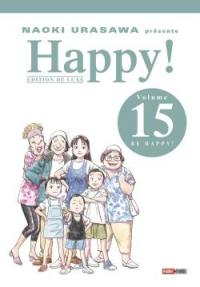 Happy!. Volume 15, Be happy!