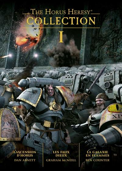 The Horus heresy collection. Volume 1,