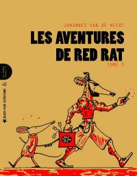 Les aventures de Red Rat. Volume 3,