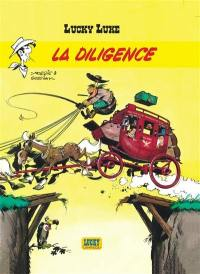 Lucky Luke. Volume 1, La diligence