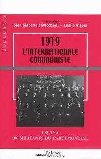 1919 l'Internationale communiste