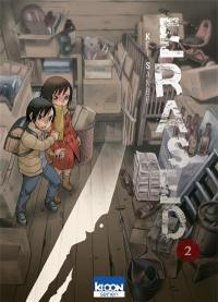 Erased. Volume 2,
