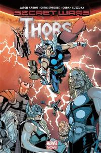 Secret wars, Thors