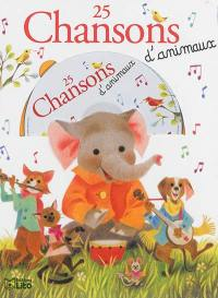 25 chansons d'animaux