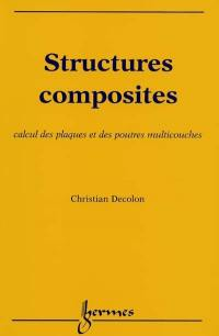 Structures composites