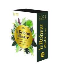 Coffret Le Robert illustré 2021