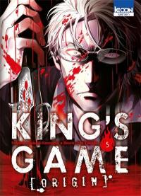 King's game origin. Volume 5,