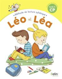 Léo et Léa : méthode de lecture syllabique CP, cycle 2