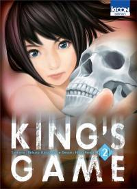 King's game. Volume 2,