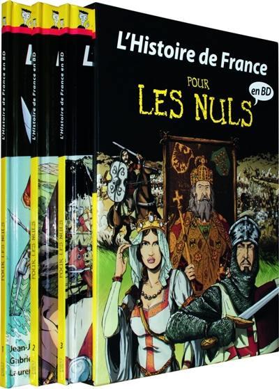 Livre L Histoire De France Pour Les Nuls En Bd First Editions 9782754042154