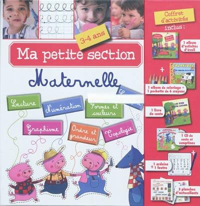 Ma petite section maternelle