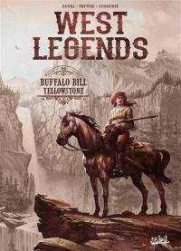 West legends. Volume 4, Buffalo Bill