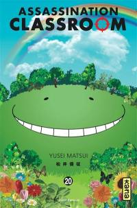 Assassination classroom. Volume 20,