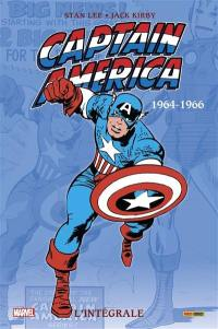 Captain America. Volume 1, 1964-1966